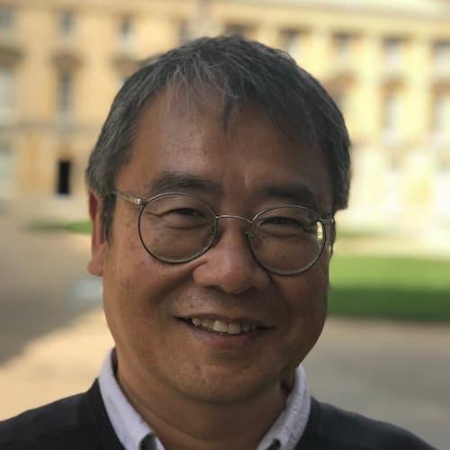 Prof Shin-Ichi Ohnuma