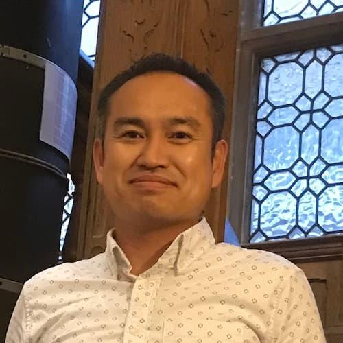 Prof Daisuke Kawata