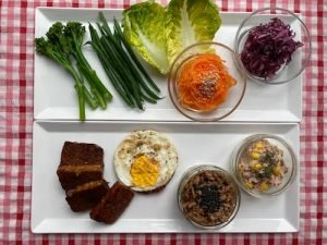 Sozai Cooking School: Onigirazu fillings